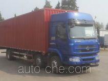 Chenglong LZ5250XXYM3CB box van truck