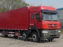 Chenglong LZ5250XYKM5CA wing van truck