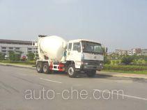 乘龙牌LZ5252GJBM型混凝土搅拌运输车