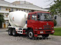 乘龙牌LZ5253GJBM型混凝土搅拌运输车