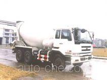 乘龙牌LZ5253GJBP型混凝土搅拌运输车