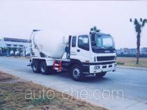 乘龙牌LZ5254GJBL型混凝土搅拌运输车