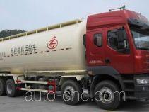 乘龙牌LZ5310GFLM5FA型低密度粉粒物料运输车