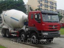 乘龙牌LZ5310GJBQECA型混凝土搅拌运输车