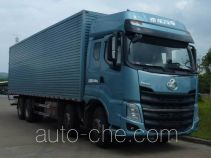 Chenglong LZ5310XXYH7FB box van truck