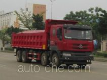 Chenglong LZ5310ZLJM5FA dump garbage truck