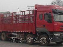 Chenglong LZ5311CCYQELA stake truck