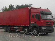 Chenglong LZ5311XXYQELA box van truck