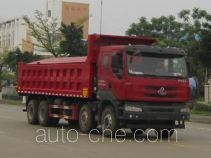 Chenglong LZ5311ZLJM5FA dump garbage truck