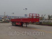 鲁旭达牌LZC9400型栏板式运输半挂车