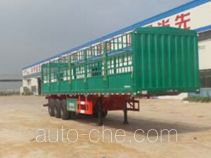 Luxuda LZC9400CCY stake trailer