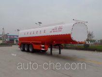 鲁旭达牌LZC9400GYS型液态食品运输半挂车