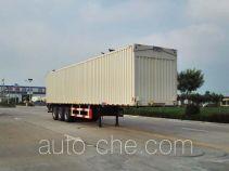 Luxuda LZC9400XYK wing van trailer