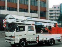 Xiongmao LZJ5050JGK aerial work platform truck