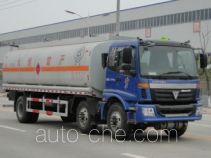 Xiongmao flammable liquid tank truck