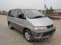 Yanlong (Liuzhou) LZL5022XXYQDE box van truck