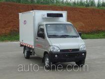 Yanlong (Liuzhou) LZL5027XLCNF refrigerated truck