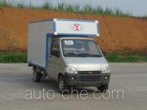 Yanlong (Liuzhou) LZL5027XXYDC3Q box van truck