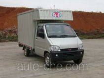 Yanlong (Liuzhou) LZL5027XXYNF box van truck