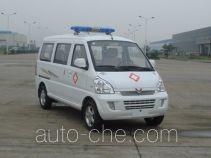 Yanlong (Liuzhou) LZL5028XJHB3 ambulance