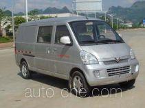 Yanlong (Liuzhou) LZL5029XXYBAFL box van truck