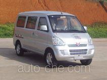 Yanlong (Liuzhou) LZL5029XXYBF cargo and passenger vehicle