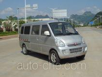 Yanlong (Liuzhou) LZL5029XXYBFL box van truck