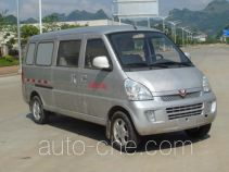 Yanlong (Liuzhou) LZL5029XXYPFL box van truck