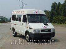 Yanlong (Liuzhou) LZL5045XXYNJ cargo and passenger van