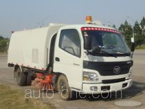 Yanlong (Liuzhou) LZL5069TSL street sweeper truck