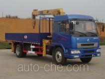 Yanlong (Liuzhou) LZL5120JSQ truck mounted loader crane