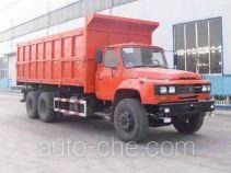 迅力牌LZQ3250EQC型自卸汽车
