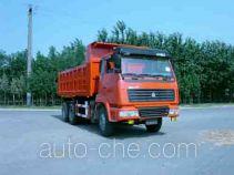 迅力牌LZQ3250F29型自卸汽车