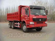 迅力牌LZQ3250ZPQ38A型自卸汽车