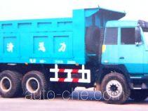迅力牌LZQ3250ZZH型自卸汽车