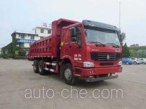迅力牌LZQ3251ZSQ38A型自卸汽车