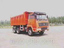 迅力牌LZQ3251ZZH型自卸汽车