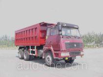 迅力牌LZQ3252ZZH型自卸汽车