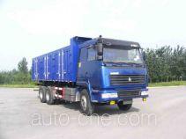 迅力牌LZQ3253ZZC型自卸汽车