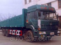迅力牌LZQ3255CQC型自卸汽车