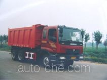 迅力牌LZQ3258型自卸汽车
