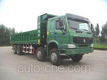 迅力牌LZQ3310ZSQ42A型自卸汽车