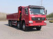 迅力牌LZQ3311ZSQ38A型自卸汽车