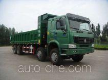 迅力牌LZQ3311ZSQ46A型自卸汽车