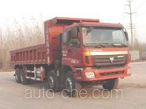 迅力牌LZQ3311ZSQ47B型自卸汽车