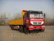 迅力牌LZQ3311ZZF46Z型自卸汽车