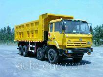 迅力牌LZQ3312CQH型自卸汽车
