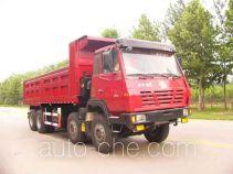 迅力牌LZQ3314Q45A型自卸汽车