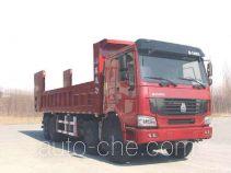迅力牌LZQ3316ZSQ46A型自卸汽车
