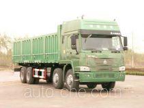 迅力牌LZQ3319ZZC型自卸汽车